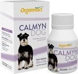 Suplemento vitamínico Organnact Calmyn Dog 40ml