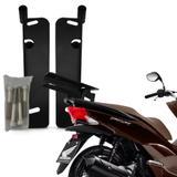 Suporte Bau Moto Honda Pcx 150 2013 A 2018 - Sp moto
