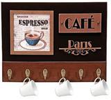 Suporte Café Paris p/ Xícaras - Limoeiro