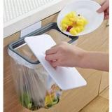 Suporte De Saco De Lixo Pendurado Super Fácil De Usar - Attach-a-trsah