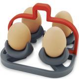 Suporte Grelha Nylon Para Cozinhar 4 Ovos Descanso De Panela - Ou