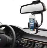 Suporte Veicular Encaixe NO Retrovisor Celular Smartphone Universal LE-10 - Lelong
