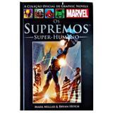 Supremos super-humanos, os - Salvat