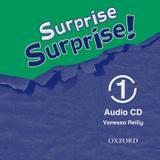 Surprise surprise! 1 audio cd - Oxford especial
