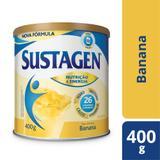 Sustagen Nutrição E Energia 400G Banana