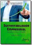 Sustentabilidade empresarial: estrategia das empre - Appris