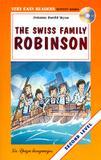 Swiss family robinson - second level + cd - European language institute