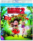 Ta Chovendo Hamburguer 2 (Bd + Bd 3D + Dvd) - Fox - sony dadc