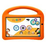 Tablet DL Play Kids 8GB 7 Wi-Fi Android 5.1 - Processador Intel Quad Core Câmera Frontal
