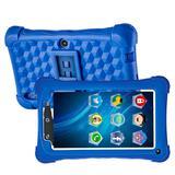 Tablet Kids Mondial TB-18 Azul, Tela 7.0, Android 7.1, Memória 8GB, Câmera 2MP
