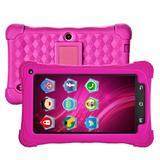 Tablet Kids Mondial TB-19 Rosa, Tela 7.0, Android 7.1, Memória 8GB, Câmera 2MP - 4G