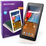 Tablet M7 3G Plus NB304 Multilaser Memória 16GB 7 Pol Wi-Fi Android Oreo Câmera Quad Core 1GB Ram