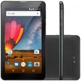 Tablet M7 Plus Quad Core 1Gb Ram 3G Preto Nb269 - 135 - multilaser