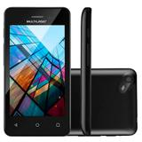 Tablet Mini Ms40s Preto 8gb Memória Interna- Multilaser MUL-031