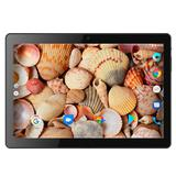 Tablet Mirage 81T 3G Android 7.0 Dual Câmera 5MP+2MP 10 Pol. Quad Core Preto - 2004