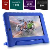 Tablet Multilaser Disney Avengers Plus Nb280 8gb Meninos