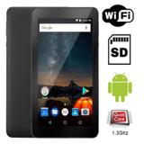 "Tablet Multilaser M7s Plus Quad Core Câmera Wi-fi Tela 7"" 1gb RAM"