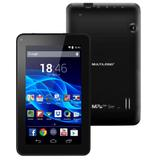 Tablet Multilaser ML Supra Quad Core com Tela 7, 8GB, Wi-Fi, Android 4.4, Suporte à Modem 3G