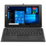 "Tablet Multilaser NB242 M8W Plus Hibrido Windows 10 8.9"" RAM 2GB 32GB Dual Câmera Preto"