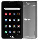 Tablet Philco PTB7QSG 3G Preto