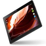 Tablet Preto Quad Core Android 6.0 Dual Câmera 3G - Multilaser