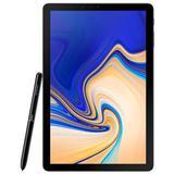 """Tablet Samsung Galaxy Tab S4 SM-T835 64GB de 10.5"""" - Preto"""