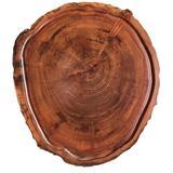 Tábua de Carne Churrasco Torinha rustica Decorativa 7417-B 50cm* - Allstate