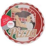 Tábua De Vidro Para Pizza 35cm Pizzaiolo Fh13015 Euro Home