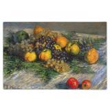 Tábua em Vidro 30 x 40 cm Still Life Monet 18920 - Dynasty