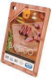 Tábua Retangular Para Churrasco Bamboo - Mor