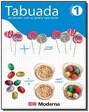 Tabuada: atividades com as quatro operacoes - vo02 - Moderna - didaticos