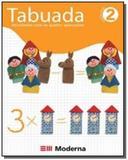 Tabuada: atividades com as quatro operacoes - vo03 - Moderna - didaticos