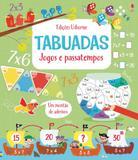 Tabuadas: jogos e passatempos - Editora nobel