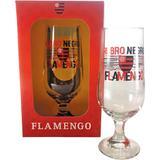 Taça de Cerveja 300ml Allmix Flamengo
