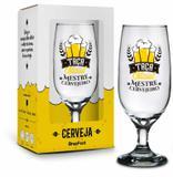 Taça na caixa 300ml - funny - mestre cervejeiro - Brasfoot