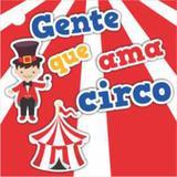 Tag para Lembrancinha Festa Circo 24 unidades Duster - Festabox