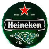Tampa Decorativa Heineken Original - Versare anos dourados