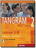 Tangram aktuell 2 kursbuch e arbeitsbuch lektion 5 - Hueber verlag