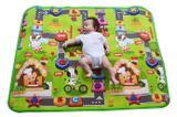 Tapete de Atividades 1,80 X 1,00 Bebês Atividades Conforto - Yins