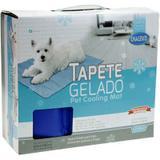 Tapete Gelado para cachorros Chalesco Pet Cooling Mat Colchonete Refrescante para cachorro Tam G (60 x 90cm)