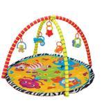 Tapete ginasio de atividades bebe infantil playground festa na floresta - Makeda