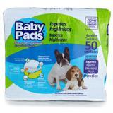 Tapete higienico baby pads 50un 65x60 - Petix