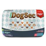 Tapete Higiênico para Animais Pet Dog Sec - 15 Unidades - Dogsec