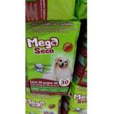 Tapete Higiênico Pet Cachorro Com 30 Unidades Mega Seco