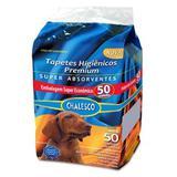 Tapete Higiênico Premium 50 Unidades - Chalesco