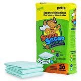 Tapete Higienico Super Secão Citrus 30 Unidades para Cachorro Petix - 104