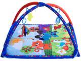 Tapete Infantil Holiday Garden 76x76cm - Cosco