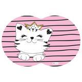 Tapete PET Gato Pink - Mdecore