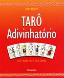 Tarô Adivinhatório - Livro E Baralho Com 78 Cartas Coloridas