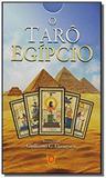 Taro egipcio-baralho 78 cartas - Isis editora